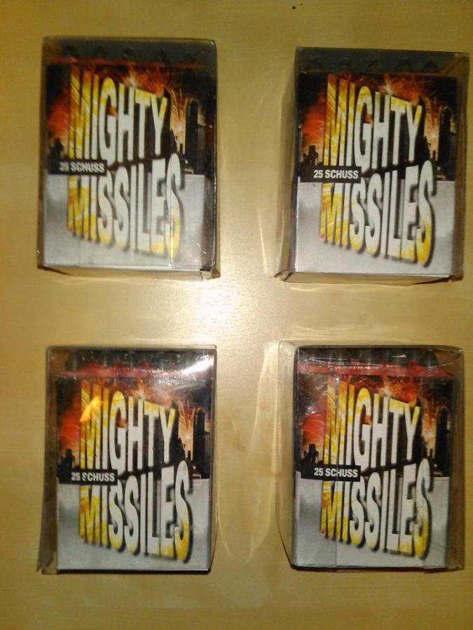 Lesli Mighty Missiles