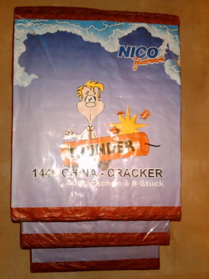 Nico Thunder China-Cracker